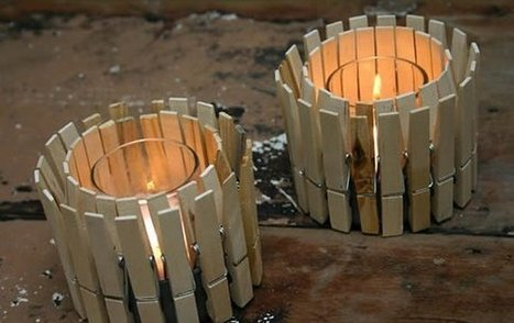 How to make a lantern from a can of tuna | Let's Upcycle! | Scoop.it