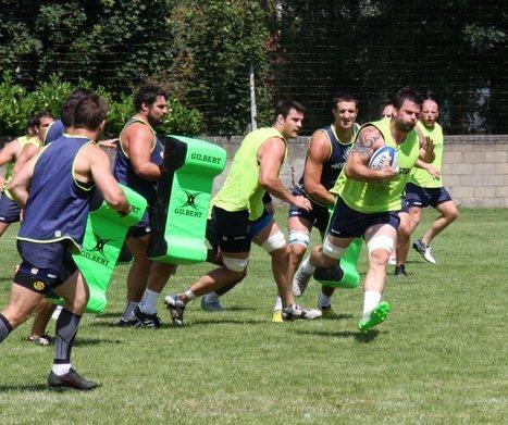 En stage à Saint-Lary, le Castres Olympique hausse d'un ton le rythme de préparation | Vallée d'Aure - Pyrénées | Scoop.it