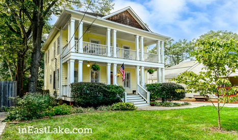 24 2nd Ave Atlanta GA 30317   Craftsman Home for Sale in East Lake   Atlanta Bungalows   Scoop.it