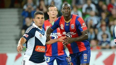 Melbourne Victory midfielder Andrew Nabbout turns down offer from Lebanese FA in favour of pushing for Socceroos berth | A-League Gazette | Scoop.it