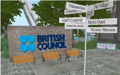 Introduction to Second Life and the British Council Isle | Virtual World Language Learning | Scoop.it