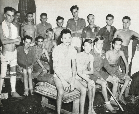 IMPERIAL PRISONERS OF WAR HELD IN JAPAN ~ New Collections Release FROM FORCES WAR RECORDS! | Researching Genealogy Online | Scoop.it