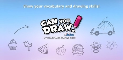 Can You Draw - Applications Android sur GooglePlay | Android Apps | Scoop.it
