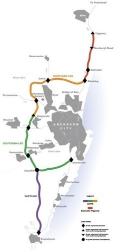 Winner revealed for £745m Aberdeen Bypass | United Kingdom Federation of Builders | Scoop.it