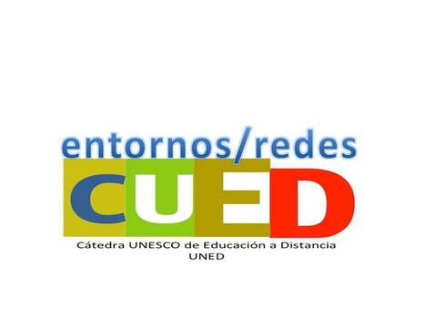 Entornos y Redes – CUED | E-Learning 4U | Scoop.it