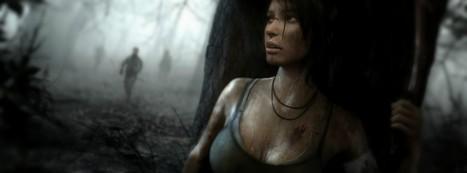 Amazing Lara Croft Facebook Cover   GamerCoversForFacebook   Scoop.it
