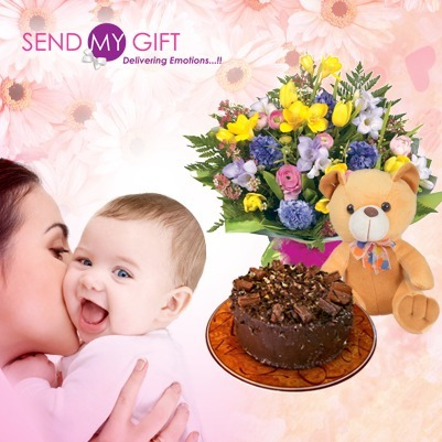 Flowers Bouquet Delivery in Bangalore - Send My Gift | Send My Gifts | Scoop.it