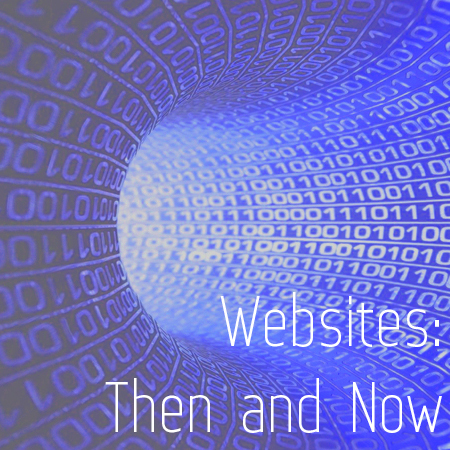 Websites: Then and Now | The Future of Web Design and Development | Scoop.it