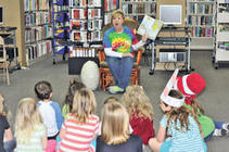 Children are entertained and delighted at Read Across Town event | Tennessee Libraries | Scoop.it