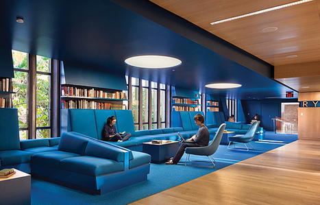 The Best of Interior Design: Public and Academic Library Winners   Library by Design   Architecture des bibliothèques   Scoop.it