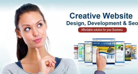 Web Design in India- Serving the World | Unique website Designing organization India | Scoop.it