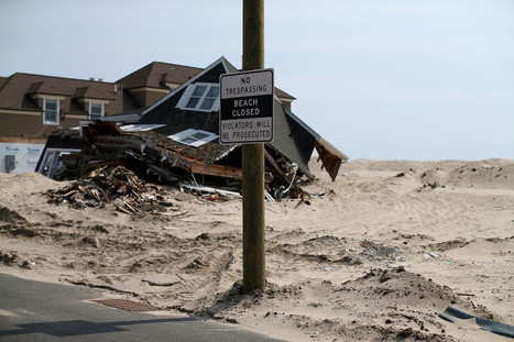Steel Sea Walls In New Jersey Approved For Hurricane Sandy-Hit Towns Of ... - Huffington Post | Restoration | Scoop.it