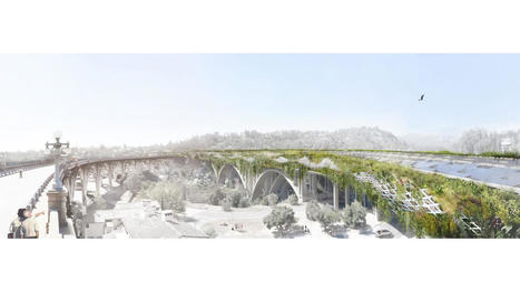 How to remake the L.A. freeway for a new era? A daring proposal from architect Michael Maltzan | Sustainability Science | Scoop.it