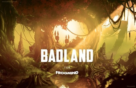 BADLAND - Atmospheric Side-Scrolling Action Adventure Game from Frogmind | Matmi Staff finds... | Scoop.it