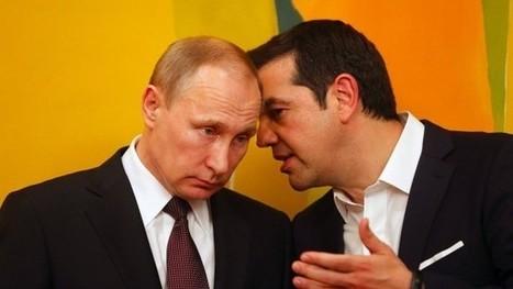 Putin in Griechenland: Athen und Moskau wollen Kooperation weiter ausbauen | Book Bestseller | Scoop.it
