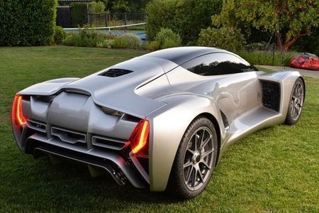 World's first 3D-printed supercar aimed at shaking up the auto industry | Consumer Automotive News | Scoop.it