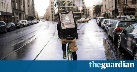 The truth about working for Deliveroo, Uber and the on-demand economy | Knowmads, Infocology of the future | Scoop.it