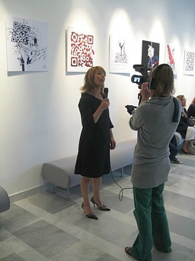 QR codes designés : les images de l'expo de Vannes | QRdressCode | Scoop.it