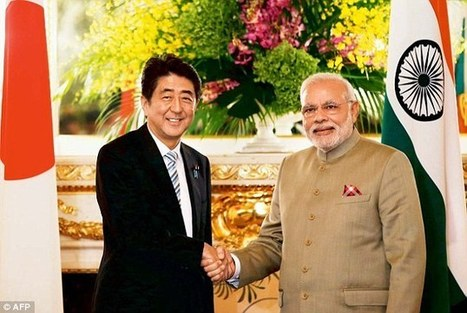 India & Japan makes strategic partnership to explore deep-sea mining | deepsea mining | Scoop.it
