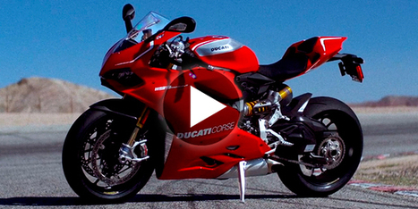 Watch: World's Fastest Motorcycle Is So Smart, Even Rookies Can Master It | Autopia | WIRED | Ductalk Ducati News | Scoop.it
