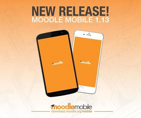 Moodle Mobile 1.13 Released | Educación y TIC | Scoop.it
