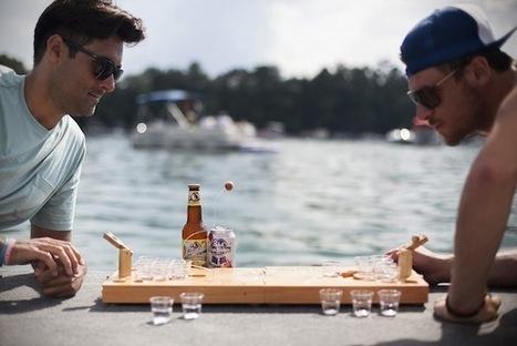 Mini Beer Pong - Scienz - NEO-SAPIENS.FR - L'art de la sélection de produits | TENDANCES HOMME | Scoop.it