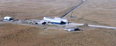 Des ondes gravitationnelles ont bien été détectées   Thierry's TechNews   Scoop.it