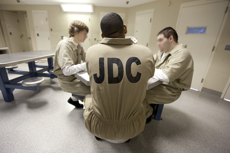 Juvenile In Justice | I started coming in when I was 11 | Offender Mental Health | Scoop.it