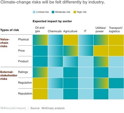 """How companies can adapt to climate change 