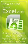 How to Use Microsoft Excel 2010 - Free eBook Share | Book Talk | Scoop.it