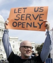 STUDY: Closet Gay Soldiers Face Experience More Health Problems | LGBT Times | Scoop.it