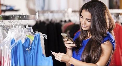 50% des clients comparent les prix sur mobile pendant qu'ils sont en magasin | Les News du CMD | Scoop.it