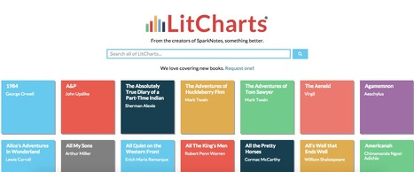 LitCharts Literature Guides. | Social Media, Contents, Marketing and More | Scoop.it