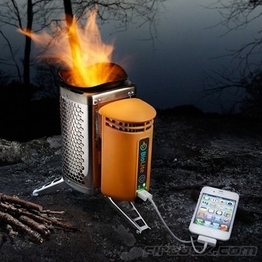 Emergency Camping Energy Generator For USB | VIM | Scoop.it