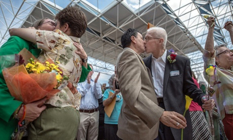 New Mexico Becomes 17th US State To Legalise Same-Sex Marriage | This Gives Me Hope | Scoop.it