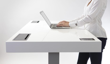 These Two Desks Could Help You Live Longer | Technology and its Review | Scoop.it