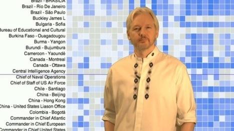Assange: El Archivo Nacional de EE.UU. ha censurado las ... - RT en Español - Noticias internacionales | Julian Assange | Scoop.it