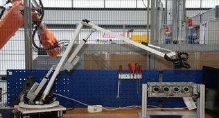 Robótica y realidad aumentada para monitoreo industrial - ElectronicosOnline.com Magazine | realidad aumentada v | Scoop.it