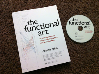 The Functional Art: An Introduction to Information Graphics and Visualization by Alberto Cairo | Digital #MediaArt(s) Numérique(s) | Scoop.it