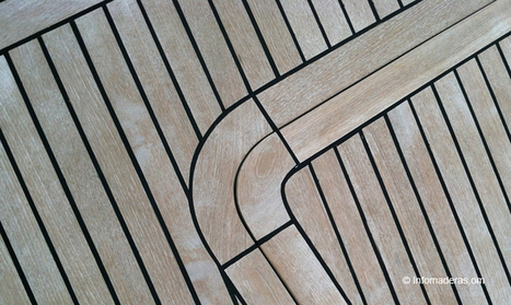 Profilan para alargar la vida de la madera - InfoMaderas.com   Compartimos Grupo DIEZMA   Sector Parquet   Scoop.it