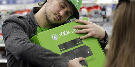 Xbox One Released: Gamers Queue All Night For Chance To Join The Next-Gen ... - Huffington Post UK | mountion dew | Scoop.it