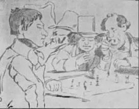 Quizz sur les échecs - Lionel Kieseritzky - Chess & Strategy | Ludologie, Cinéma, B.D. & slam-poésie | Scoop.it