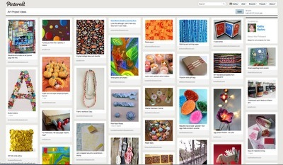 """My New Tech Find """"Pinterest"""" 