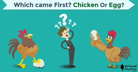 Chicken Or Eggs? Your Answer Could Get You Hired! | SpringPeople | IT Training Workshop and Training Course in Bangalore | Scoop.it