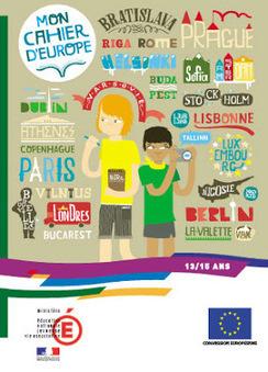 Découverte des pays de l'Union Européenne à travers trois beaux cahiers | fle&didaktike | Scoop.it