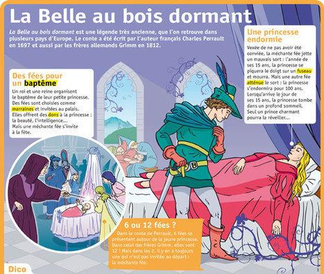Charles Perrault et ses contes : lire , écouter , télécharger   Frenchbook : le meilleur   Scoop.it
