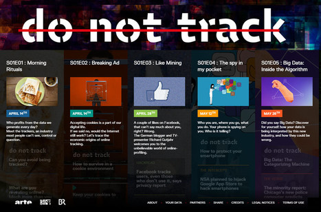 Interview: 'Do Not Track' director, Brett Gaylor | Transmedia: Storytelling for the Digital Age | Scoop.it