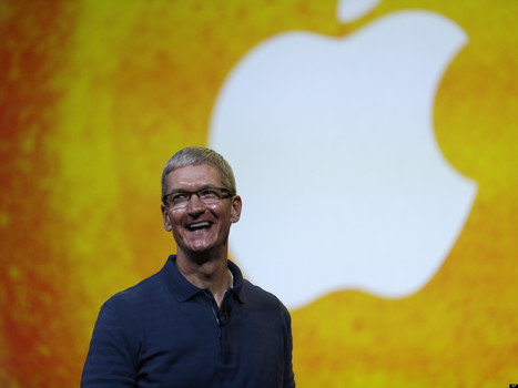 Apple CEO Announces Big Plans   Aprendiendo a Distancia   Scoop.it