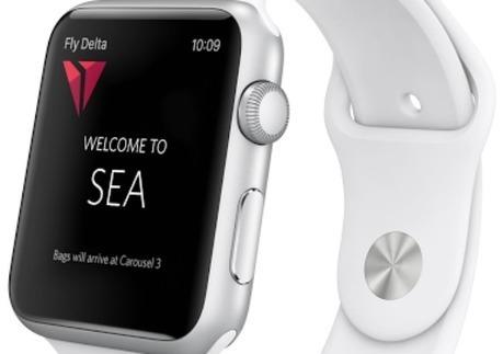 Airlines rush to update apps for Apple Watch | ALBERTO CORRERA - QUADRI E DIRIGENTI TURISMO IN ITALIA | Scoop.it