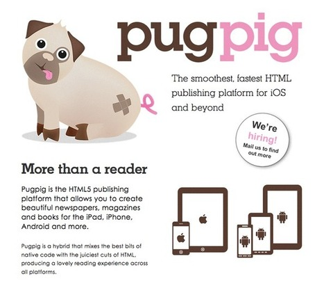 App Book Publishing With Baker and PugPig | MightyMeta | Curr